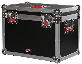 Gator Cases G-TOUR Series ATA Style Road Case for Mini Electric Guitar Amp Heads Such as Blackstar HT-5RH - Equipped with Heavy Duty Latches and Spring Loaded Handles   G-TOURMINIHEAD3