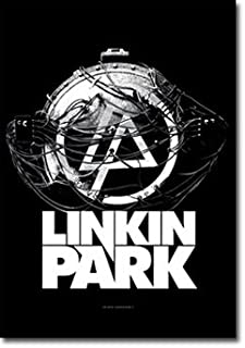 Linkin Park - Atomic Age Textile Poster