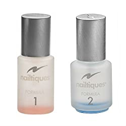 Nailtiques Formula 1 & 2 Nail Growth Formula Treatments, 0.5oz Duo