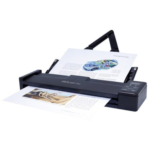 Lowest Price! I.R.I.S Iriscan Pro 3 WiFi Cordless Sheetfed Scanner 600 Dpi Optical USB Product Type:...