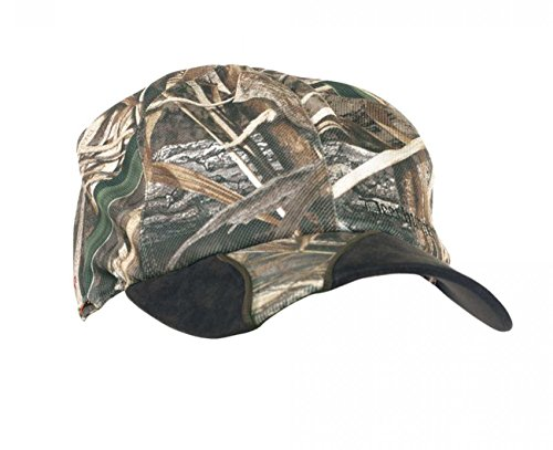 Deerhunter Muflon Winter Gut, warmer Hut mit Schirm und Ohren- und Nackenschutz (58/59)