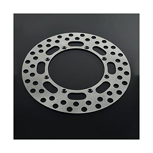 WEIDUBAIHUO Discos de Freno Rotor de Disco de Freno Delantero de 250MM para K&awasaki KX125 89-02 KDX200 KLX250 KX250 KLX300 KX500 KX 125250500 KDX 200 KLX 250 KLX 300