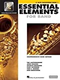 Essential Elements Band with EEi: Eb Alto Saxophone, Book 1