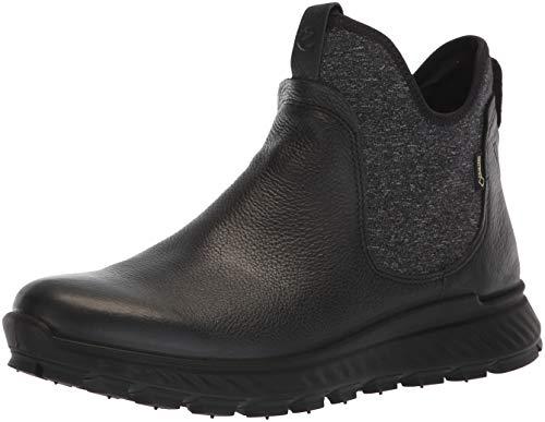 ECCO Damen EXOSTRIKE Stiefeletten Outdoor Ankle Boot, Schwarz (Black 1001), 37 EU