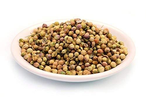 Semillas de Cilantro ecológicas 1 kg Fairtrade de Comercio Justo, cológico semillas aromáticas enteras 100% naturales crudos 1000g