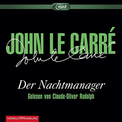 Der Nachtmanager: 3 CDs