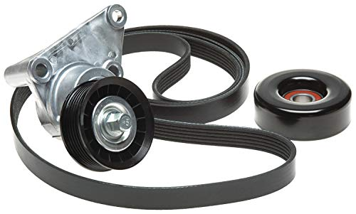 ACDelco Professional ACK060930 Serpentine Drive Belt Tensioner Kit