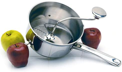 Food Mill 18 Cheap mail Year-end gift order specialty store 10 Stainless Ricer Masher 2qt Strainer Steel