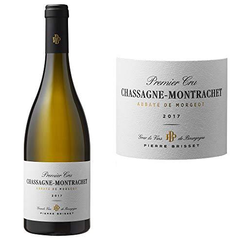 Chassagne Montrachet 1er Cru Abbaye de Morgeot 2017 - Pierre Brisset - Borgoña - Vino blanco