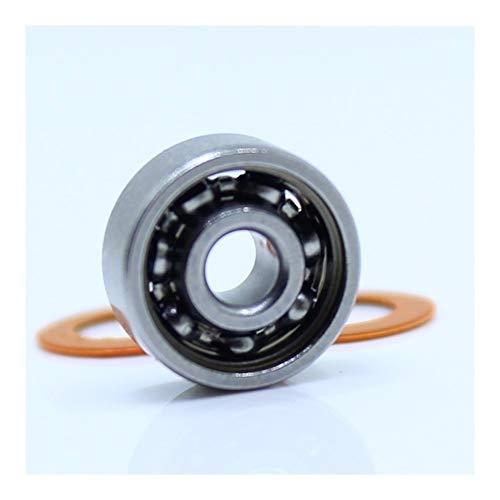 WWBR-Repair Kits SMR693 2OS Miniature 4 Cylinder Engine Bearing 3x8x4 Mm CB ABEC7 Stainless Steel Hybrid Ceramic Bearing 693 Ball Bearings