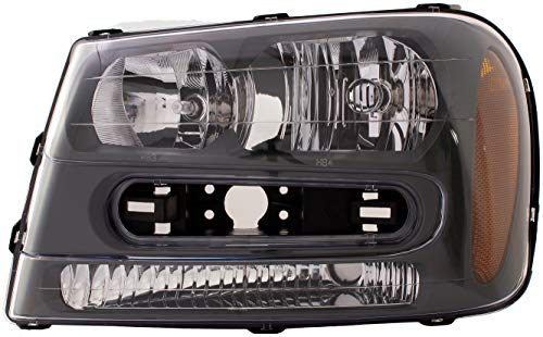 04 trailblazer headlight assembly - 6