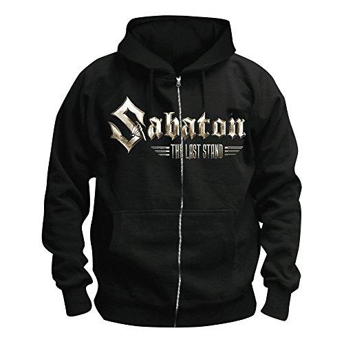 Sabaton - Shoot to Kill - Kapuzenjacke/Zipper Größe S