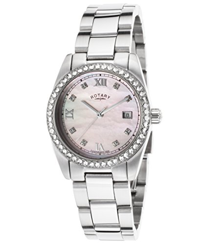 Rotary Watches Orologio al Quarzo Woman Timepieces 26.5 mm