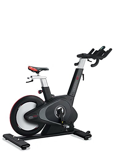 Spin Bike SRX-700 TOORX HRC a Volano posteriore APP READY