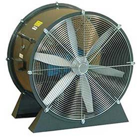 Best Review Of Americraft 30 TEFC Aluminum Propeller Fan With Low Stand 1 HP 11200 CFM