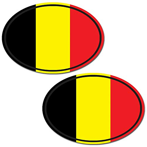 Biomar Labs 2 x PVC Autocollant Voiture Auto Moto Drapeau d'occasion  Livré partout en Belgique