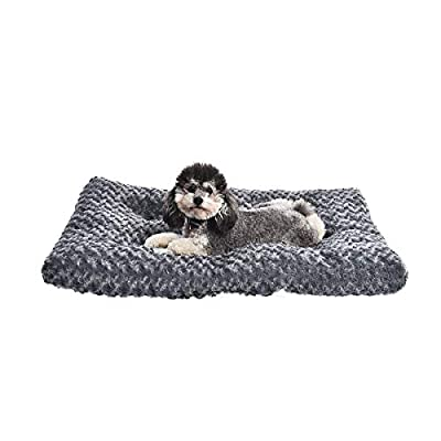 AmazonBasics Plush Pet Bed