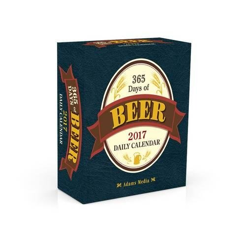 365 Days of Beer 2017 Calendar