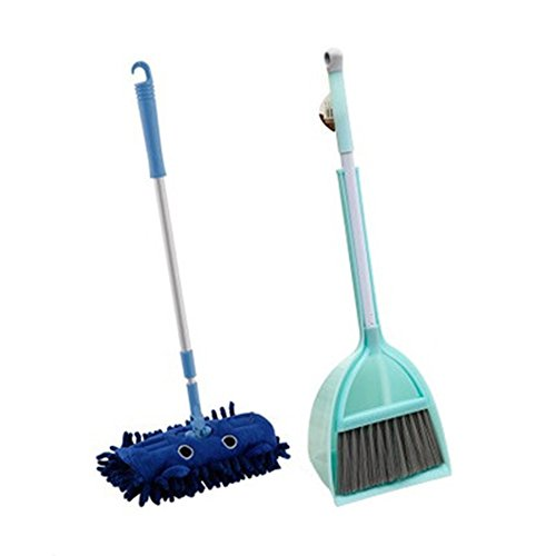 Xifando Mini Housekeeping Cleaning Tools for Children