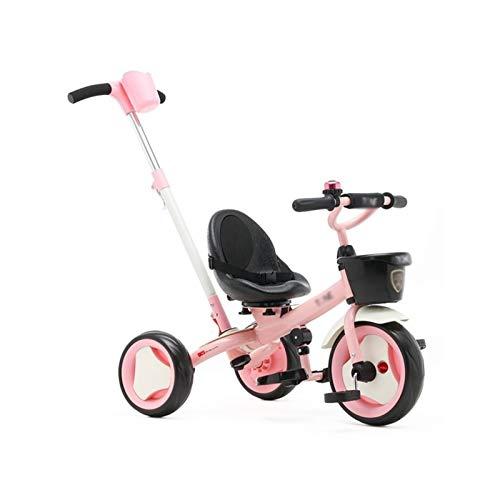 YCXTY Triciclo para niños,3 en 1 Triciclos para niños para niños de 1 a 3 años de Edad Trible 3 Rueda Toddler Bike BIÑOS NIÑOS TRIKES para TRICICLETOS DE NIÑOS TRICICLETOS BIVE Bike Trike