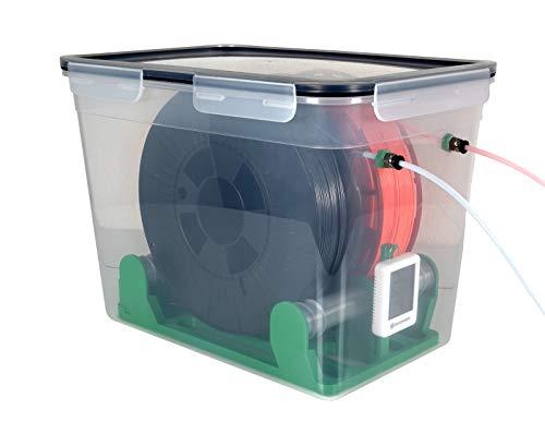 Neu seit 11/20: Filament Trockenbox, auch für 75 mm Spulen, Aufbewahrungsbox 3D-Drucker