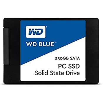 WD Blue, disco de estado sólido (SSD) interno de 250 GB - SATA a 6 ...