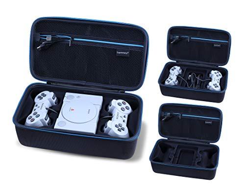 Supremery Sony Playstation Classic Borsa, Borso per Il Trasporto Contenitore Envoltura Protettiva Astuccio