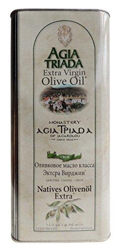 Olivenöl Extra Nativ kaltgepresst - Kloster Agia Triada Kreta