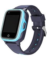 Smart-klockor Kids Android iOS 4G SIM-Card Present Video Call SmartWatch Mini Phone GPS Anti-Lost Tracker