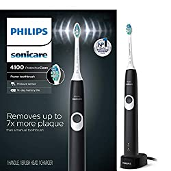 Philips Sonicare 4100 electric toothbrush