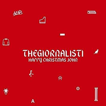 Happy Christmas John