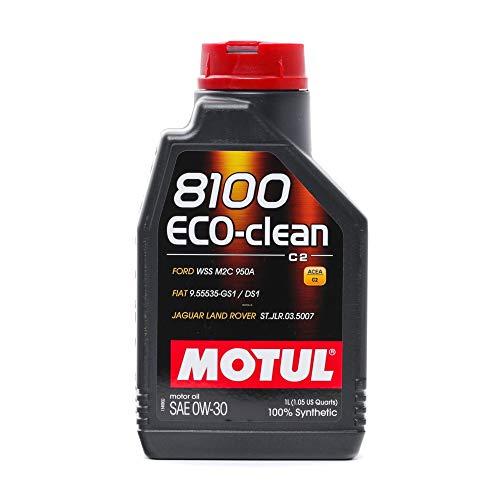 Motul 102888 Motoröl 8100 Eco-Clean 0W-30, 1 L