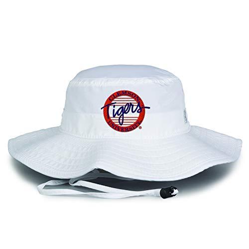 MV The Game Adult Unisex College Team Boonie Bucket Hat, One Size (Clemson Tigers)