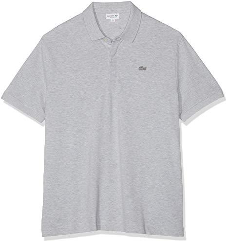 Lacoste Herren PH5522 Poloshirt, Grau (Argent Chine), Small