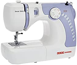 Usha Janome Dream Stitch Automatic Zig-Zag Electric Sewing Machine - Best Sewing Machine In India