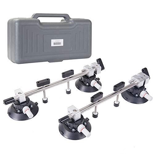 Nahtlose Naht-Setter Suction Cup Seam Setter mit 4.5-Zoll Vakuum-Saugnapf für Nähte und Nivellierung