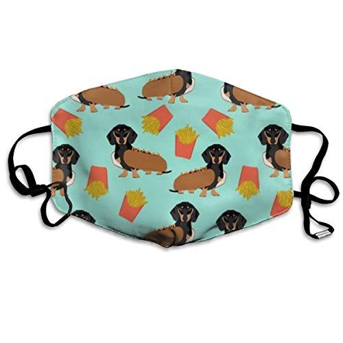 Dachshund Gepersonaliseerde maskers maskers winddicht warme maskers waterdichte maskers kunnen worden hergebruikt bij het uitgaan