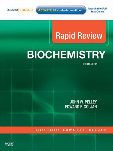 Rapid Review Biochemistry E-Book: With STUDENT CONSULT Online Access (English Edition)