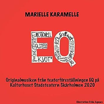 Originalmusiken från teaterföreställningen EQ på Kulturhuset Stadsteatern Skärholmen 2020
