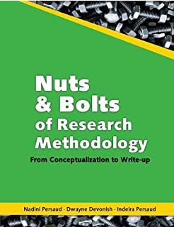 Nuts and Bolts of Research Methodology: From Conceptualization to Write-up