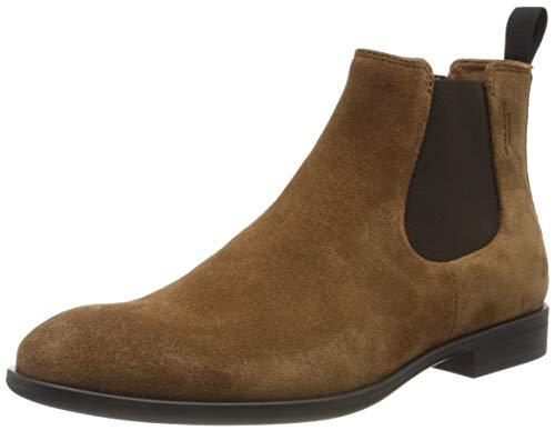 Vagabond Herren Harvey Chelsea Boots, Braun (Cognac 27), 41 EU