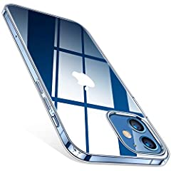 Flawlessly Crystal Clear: This clear case lets the natural beauty of your costly iPhone shine through. Attention Please: Compatible with iPhone 12 (2020) / Compatible with iPhone 12 Pro (2020) Stronger X-SHOCK Protection: TORRAS equipped patent X-SHO...