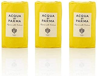 Acqua di Parma Colonia Wrapped Soaps 100 grams - Set of 3