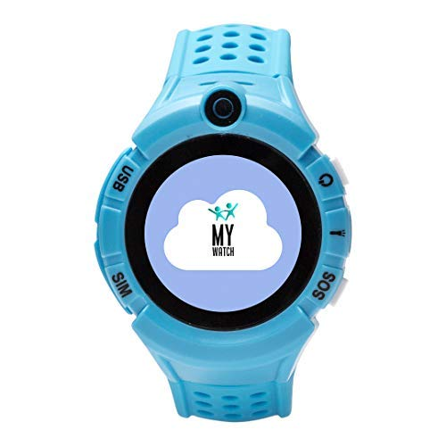 Mywatches Kinder-Smartwatch GPS Tracker Kinder