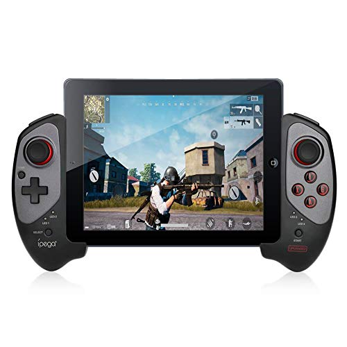 Controlador inalámbrico para juegos de teléfono, WeChip PG9083S, compatible con teléfono inteligente Android y emulador de juegos, para Samsung, Xiaomi, iPhone, iPad (iOS y iPad OS 13.3 y anteriores)