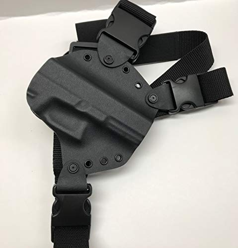 Hosking Chest Holster for Sig Sauer MAS Black (Sig Sauer P938, Right)