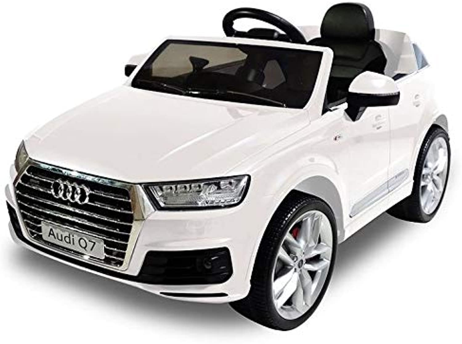 Electric Ride on Car Audi Q7 Quattro Quattro Quattro New