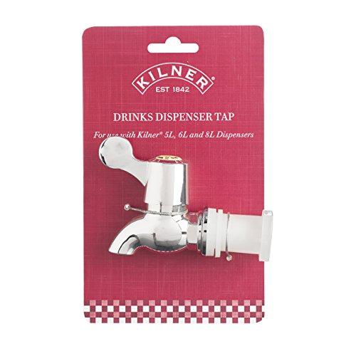 Kilner Getränkespender Ersatz Wasserhahn – Für Verwendung Mit Getränke Spender von Kilner 5,6 und 8L