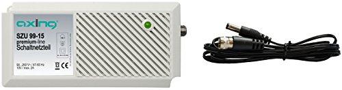 Axing SZU 99–06Adattatore di Alimentazione per commutatore SPU-06e amplificatore SVS XXX XXX 06Grigio Chiaro