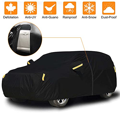 NEVERLAND Car Cover SUV Waterproof All Weather